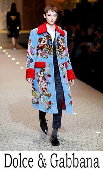9bb7d07da1 Dolce Gabbana Women's Clothing Fall Winter 2018 2019