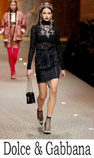 Dolce Gabbana Women's Clothing Fall Winter Lifestyle