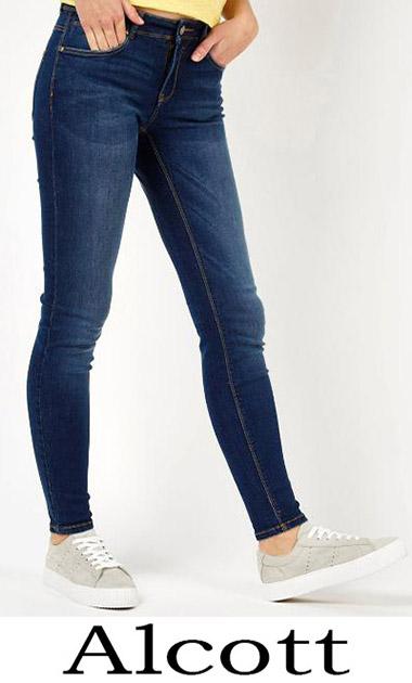 Fashion News Alcott Jeans 2018 Women's