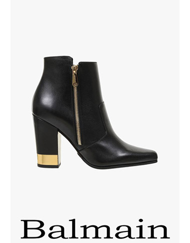Fashion News Balmain Boots 2018 Women's