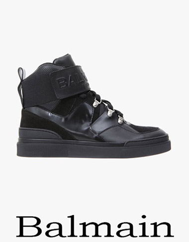 Fashion News Balmain Sneakers Men's 2018