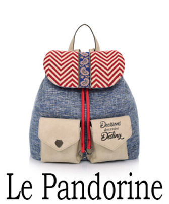 Fashion News Le Pandorine Handbags Women's 2018