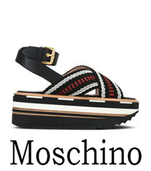 Fashion News Moschino Footwear Women's 2018