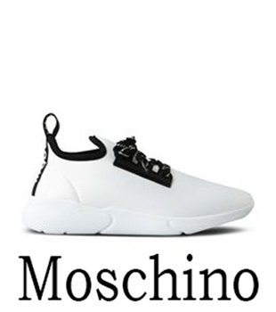 Fashion News Moschino Women's Shoes 2018