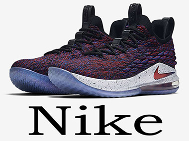 Fashion News Nike Men's Sneakers 2018