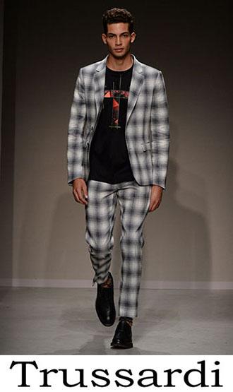 Fashion News Trussardi Fashion Men's 2018