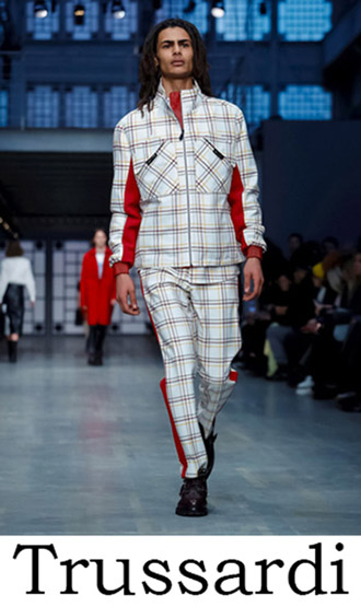 Fashion News Trussardi Lifestyle Men's 2018 2019