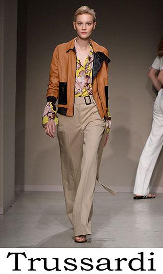 Fashion News Trussardi Lifestyle Women's 2018