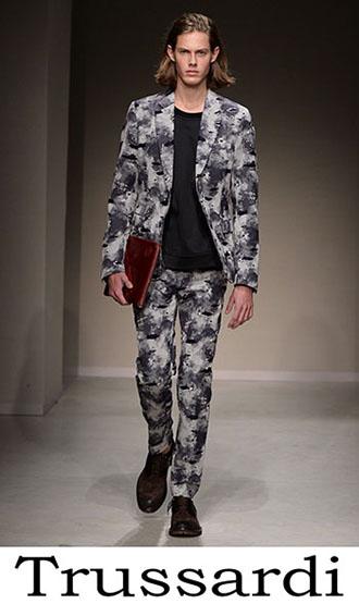 Fashion News Trussardi Men's Clothing 2018