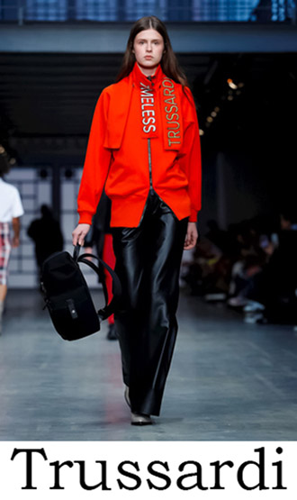 Fashion News Trussardi Women's Clothing 2018 2019