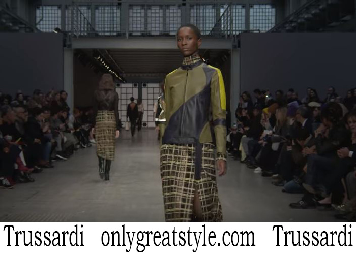 Fashion Show Trussardi Women's Fall Winter 2018 2019