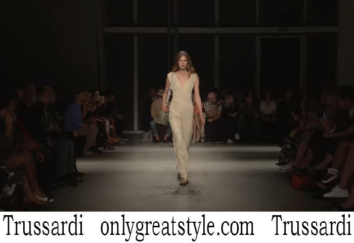 Fashion Show Trussardi Women's spring Summer 2018