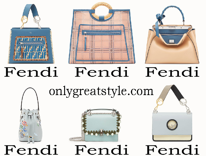 Fendi Bags Spring Summer Women's Handbags