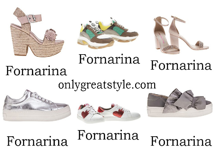 Fornarina Shoes Spring Summer Women's Footwear