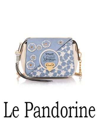 Le Pandorine Bags Spring Summer 2018 Women's Look