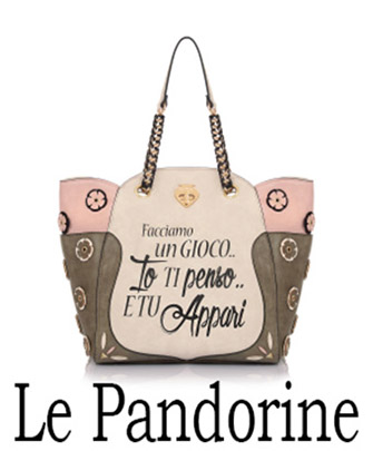 Le Pandorine Bags Spring Summer 2018 Women's News