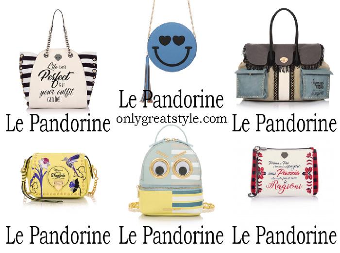 Le Pandorine Bags Spring Summer Women's Handbags