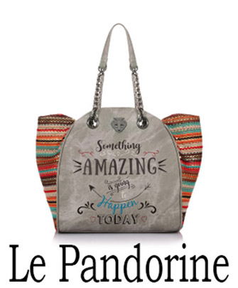 Le Pandorine Handbags Spring Summer 2018 Women's