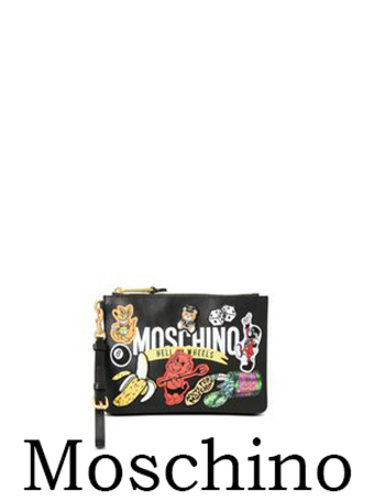 Moschino Bags Spring Summer 2018 Women's Look