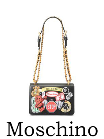 Moschino Bags Spring Summer 2018 Women's News