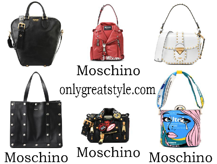 Moschino Bags Spring Summer Women's Handbags