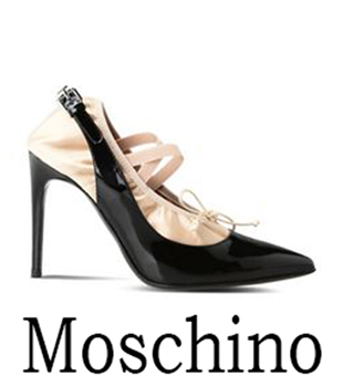 Moschino Footwear Spring Summer 2018 Women's