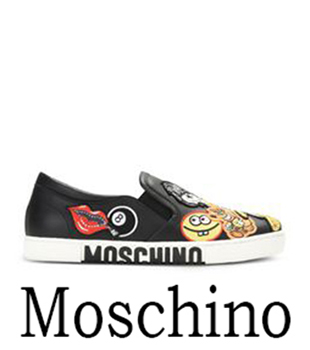 Moschino Shoes Spring Summer 2018 Women's News