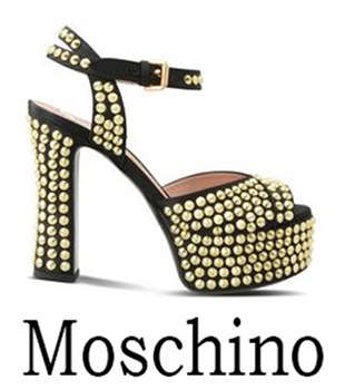 Moschino Shoes Spring Summer 2018 Women's