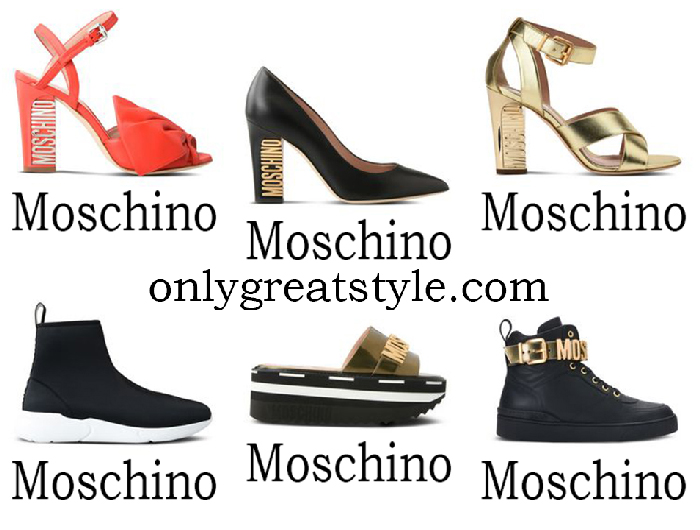 Moschino Shoes Spring Summer Women's Footwear