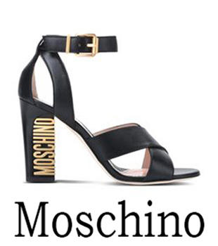 Moschino Women's Shoes Spring Summer 2018