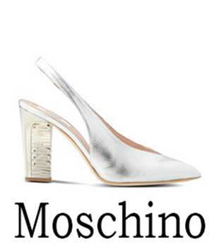 Moschino Women's Shoes Spring Summer Footwear