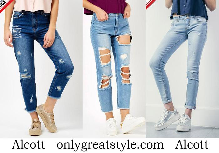 New Arrivals Alcott Jeans Women's Spring Summer