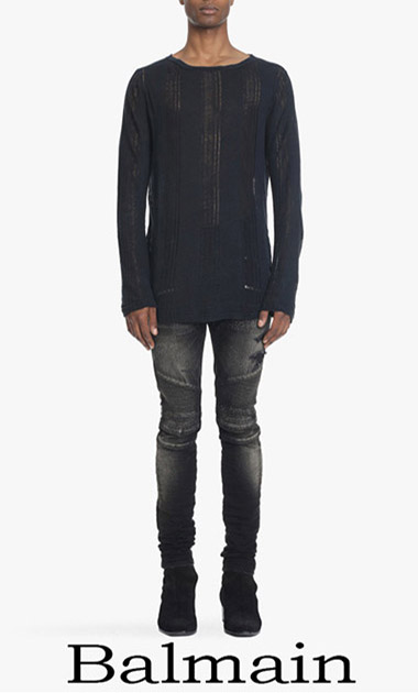 New Arrivals Balmain Denim Spring Summer