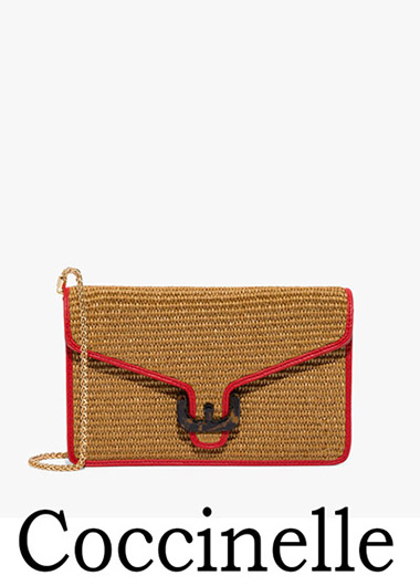 New Arrivals Coccinelle 2018 Women's Handbags