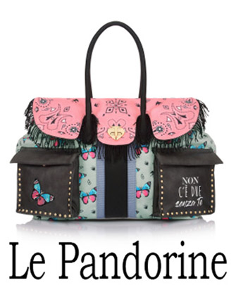 New Arrivals Le Pandorine 2018 Women's Bags News