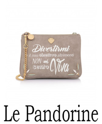 New Arrivals Le Pandorine 2018 Women's Bags
