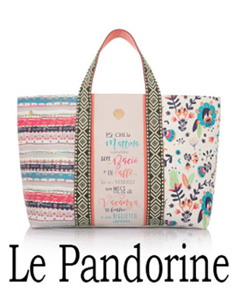 New Arrivals Le Pandorine 2018 Women's Handbags
