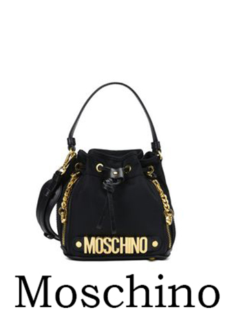 New Arrivals Moschino 2018 Women's Bags News