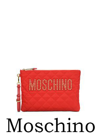 New Arrivals Moschino 2018 Women's Handbags