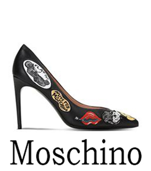 New Arrivals Moschino 2018 Women's Shoes News