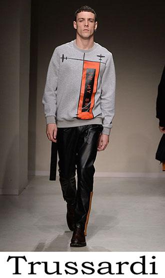 New Arrivals Trussardi 2018 Men's Fashion