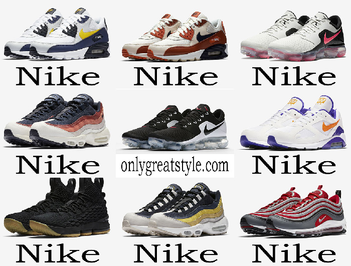 Nike Air Max Men's Shoes Spring Summer