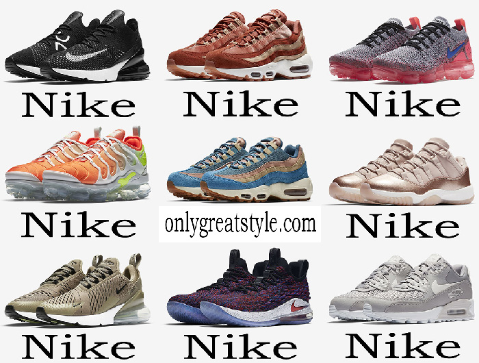 Nike Air Max Women's Shoes Spring Summer