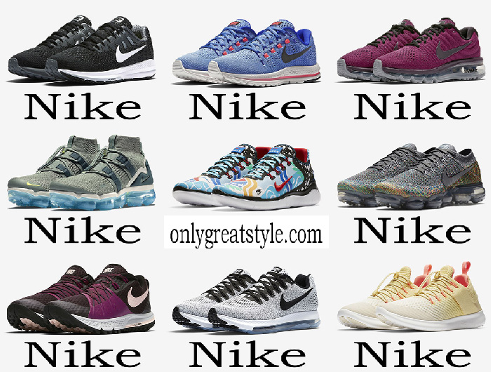 Nike Running Women's Shoes Spring Summer