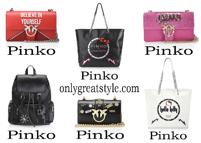 Pinko Bags Spring Summer Women's Handbags