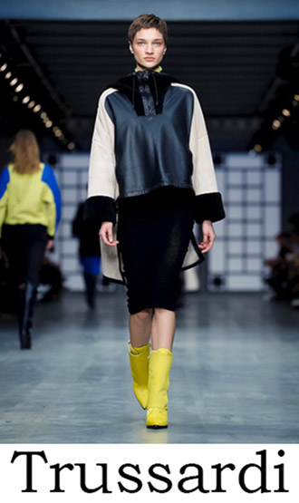 Trussardi Clothing Fall Winter 2018 2019 Women's
