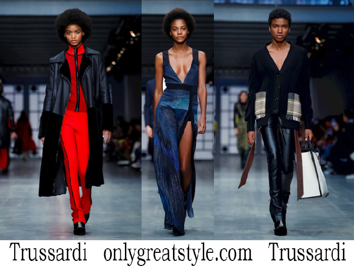 Trussardi Clothing Fall Winter Women's Style Brand