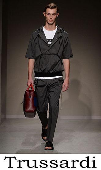 Trussardi Clothing Spring Summer 2018 Men's Look