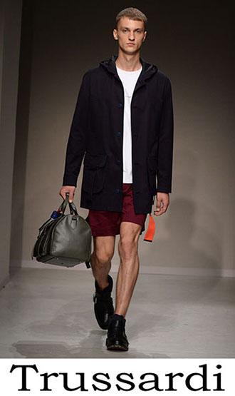 Trussardi Clothing Spring Summer 2018 Men's News