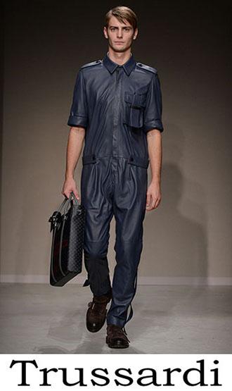 Trussardi Clothing Spring Summer 2018 Men's